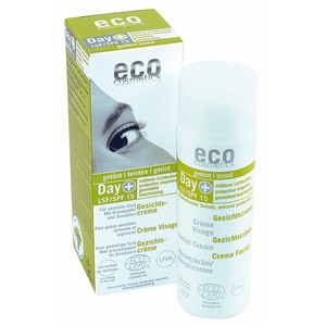 Eco Cosmetics Face Day Gesichtscreme LSF getönt 50ml