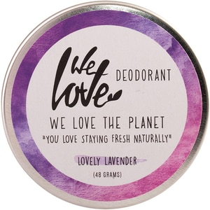 We love the planet Deo Creme Lovely Lavender 48g