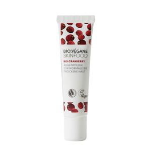 Bio Végane Skinfood Cranberry Augenpflege 15ml
