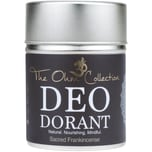 The Ohm Collection Deo Powder Sacred Frankincense 120g