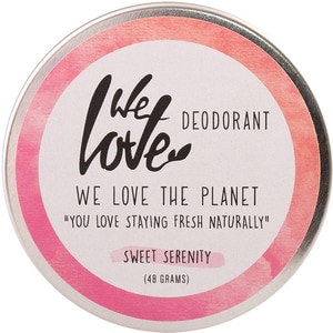 We love the planet Deo Creme Sweet Serenity 48g