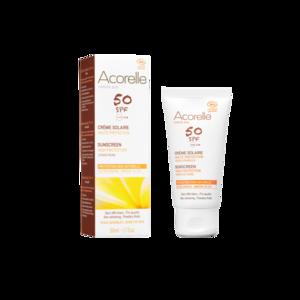Acorelle Sunscreen Gesicht LSF50 50ml