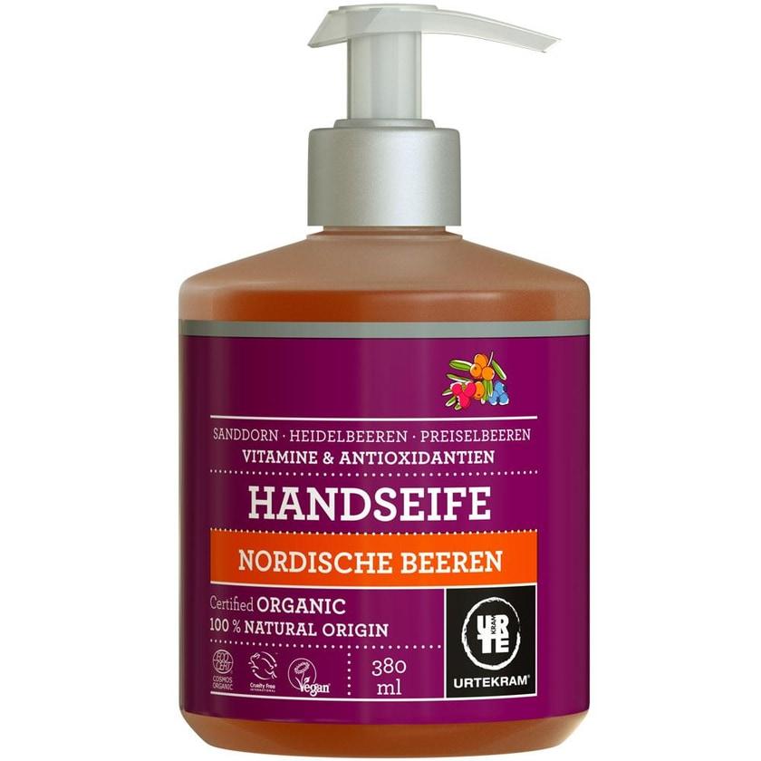 Urtekram Nordic Berries Hand Soap 380ml