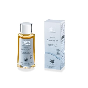 Alva Naturkosmetik Sensitiv Anti Stress Öl 30ml