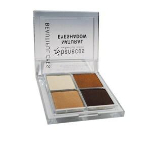 Benecos Natural Quattro Eyeshadow Coffee Cream 8g