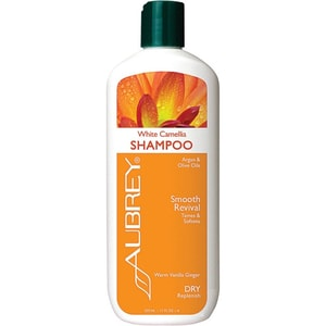 Aubrey Organics White Camellia Shampoo 325ml
