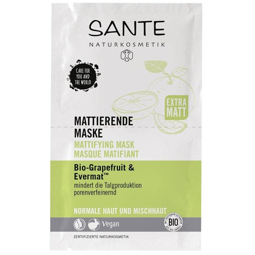 Santé Bio Grapefruit Evermat Maske 8ml