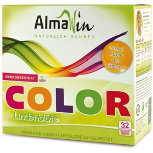 Almawin Waschpulver Color Lindenblüte 1kg