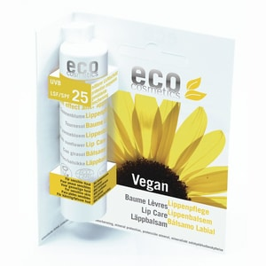 Eco Cosmetics Lippenpflegestift Lsf Vegan 4g