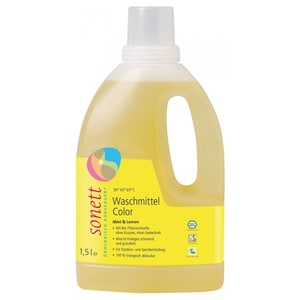 Sonett Waschmittel Color Mint Lemon 1,5l
