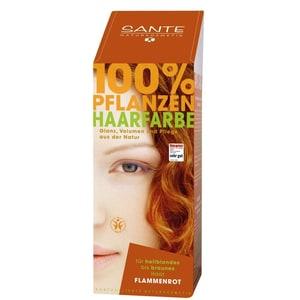 Santé Haarfarbe Flammenrot 100g
