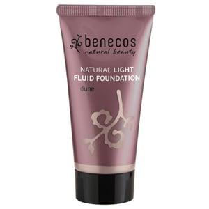 Benecos Fluid Foundation Dune 30ml
