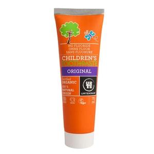 Urtekram Kinderzahnpasta ohne Fluorid, 75 ml