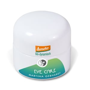 Martina Gebhardt Naturkosmetik Eye Care Cream 15ml