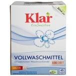 Almawin Klar Vollwaschmittel Pulver 2,475kg