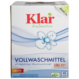 Almawin Klar Vollwaschmittel Pulver 2.475Kg