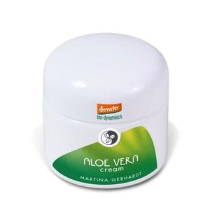 Martina Gebhardt Naturkosmetik Aloe Vera Cream 50ml