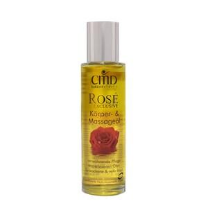 Cmd Naturkosmetik Rosé Exclusive Körperöl 100ml