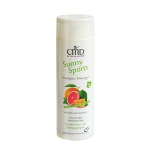 Cmd Naturkosmetik Sunny Sports Shampoo Duschgel 200ml