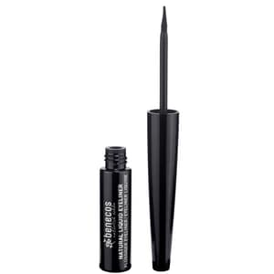 Benecos Natural Liquid Eyeliner Schwarz 3ml