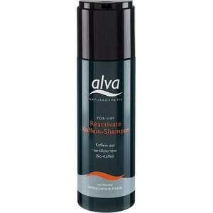 Alva Naturkosmetik For Him Reactivate Koffein Shampoo 200ml