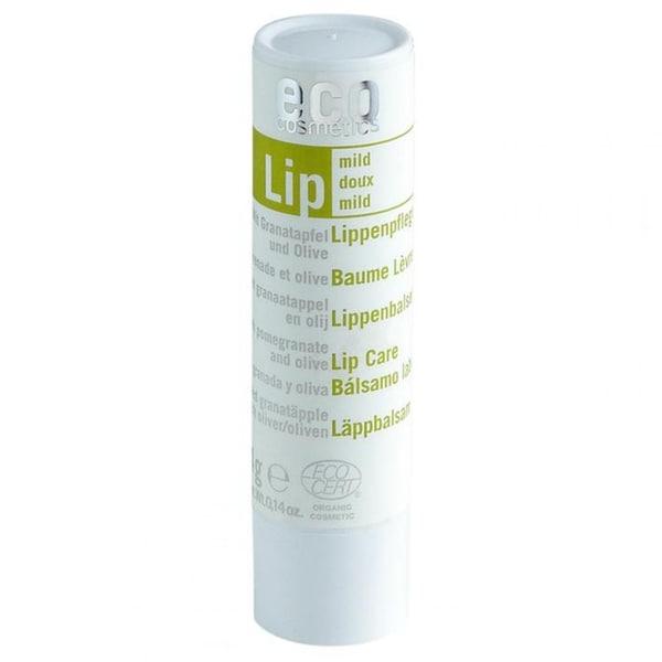 Eco Cosmetics Lippenpflegestift Granatapfel Olive 4g