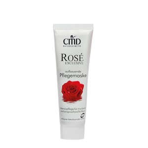Cmd Naturkosmetik Rosé Exclusive Pflegemaske 50ml