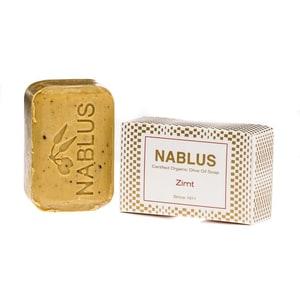 Nablus Soap Olivenseife Zimt 100g