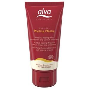 Alva Naturkosmetik Rhassoul Peeling Maske 75ml