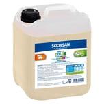 Sodasan Color Waschmittel flüssig Limette 5L
