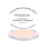 Benecos Natural Compact Powder Fair 9g