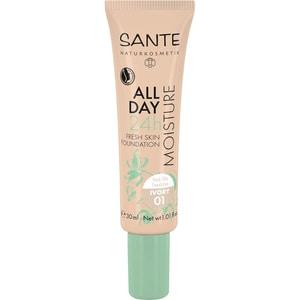 Santé 24h Fresh Skin Foundation 01 ivory 30ml
