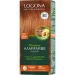 Logona Haarfarbe Pulver 020 Karamell Karamell Blond Blond 100g