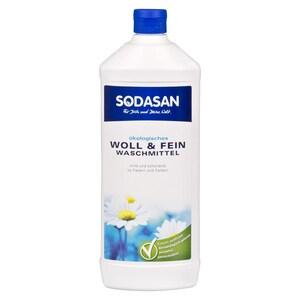 Sodasan Waschmittel Wolle Feines 1L