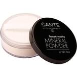 Santé Loose Matte Mineral Powder 01 light beige 12g