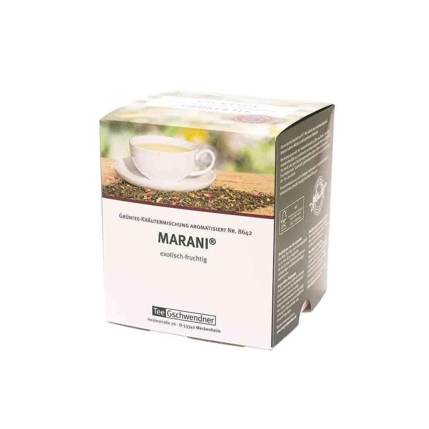 TeeGschwendner Marani MasterBag Glas Pyramid Tee 15st, 30g