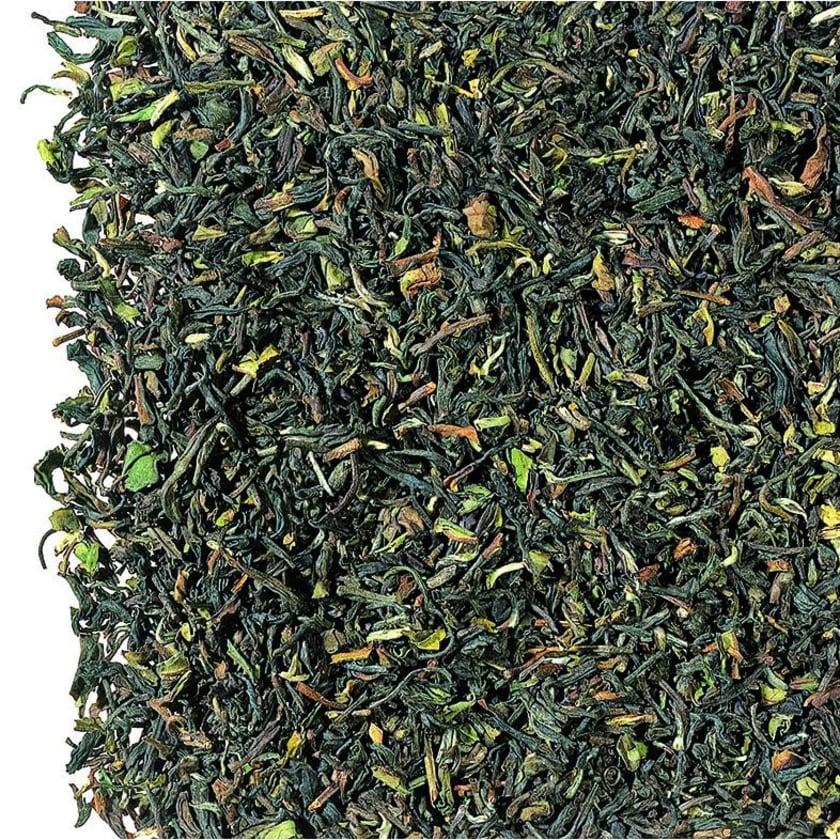 Schwarzer Tee Darjeeling first flush Blattmischung