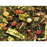Grüner Tee Galiamelone Melone Erdbeer