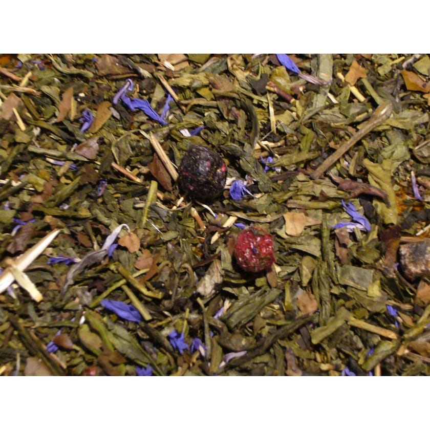 Grüner Tee aromatisiert Ewiges Leben