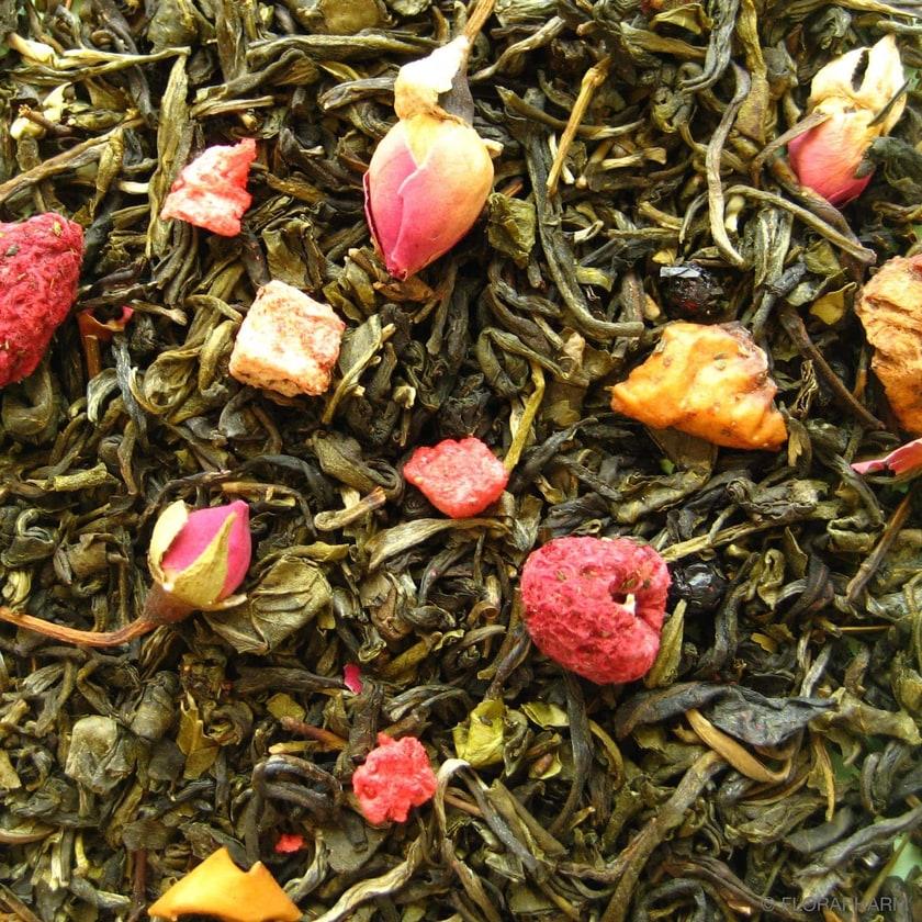 Grüner Tee Drachenkönig