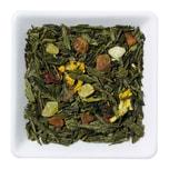 Grüner Tee Kaktusfeige Mangostane