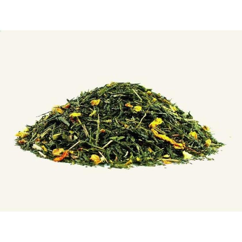 Grüner Tee Lemon Cream mit Ginseng