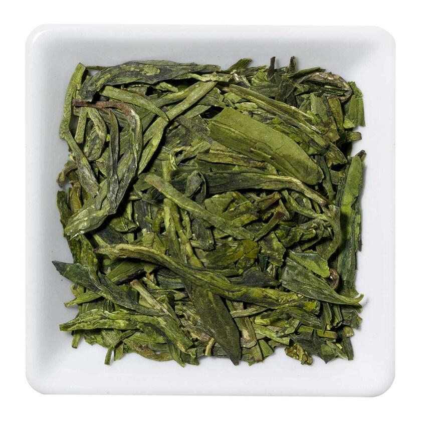Grüner Tee China Lung Ching BIO