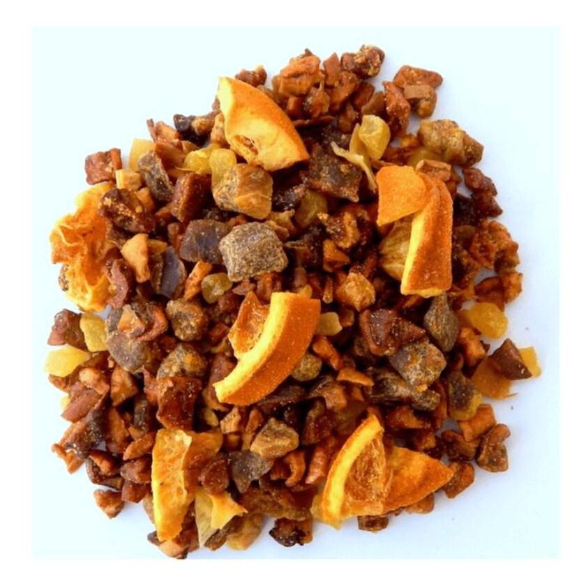 Früchtetee Ingwer Mandarine