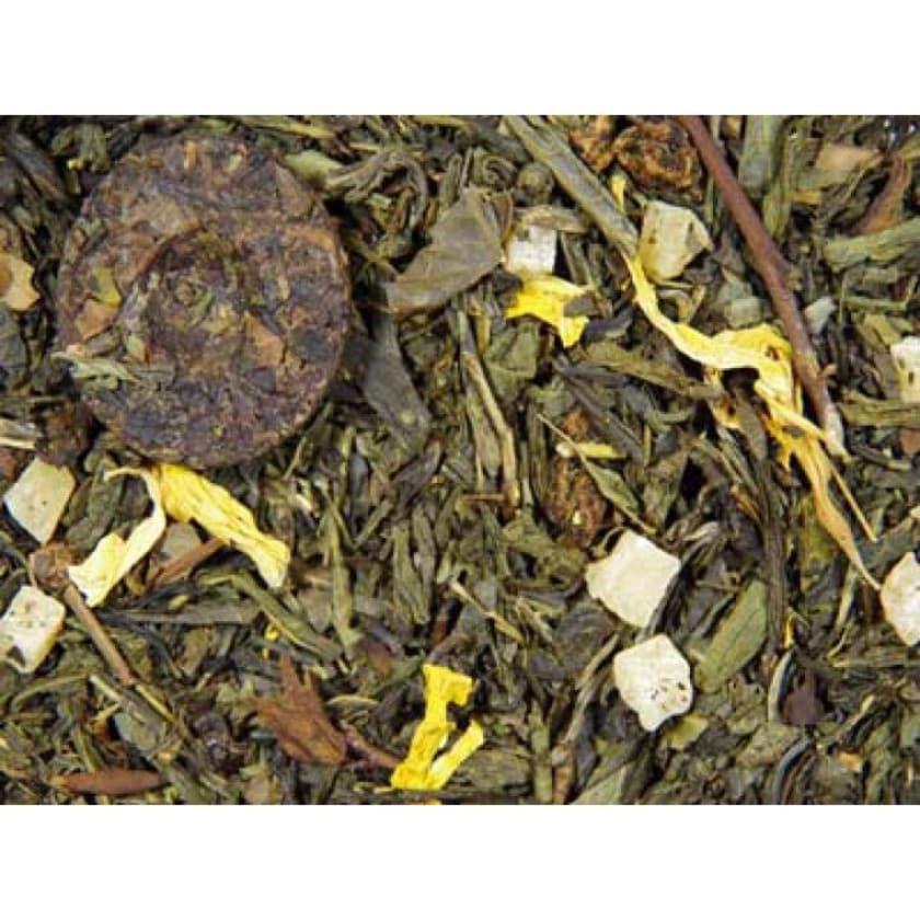 Grüner Tee Die 8 Schätze des Shaolin