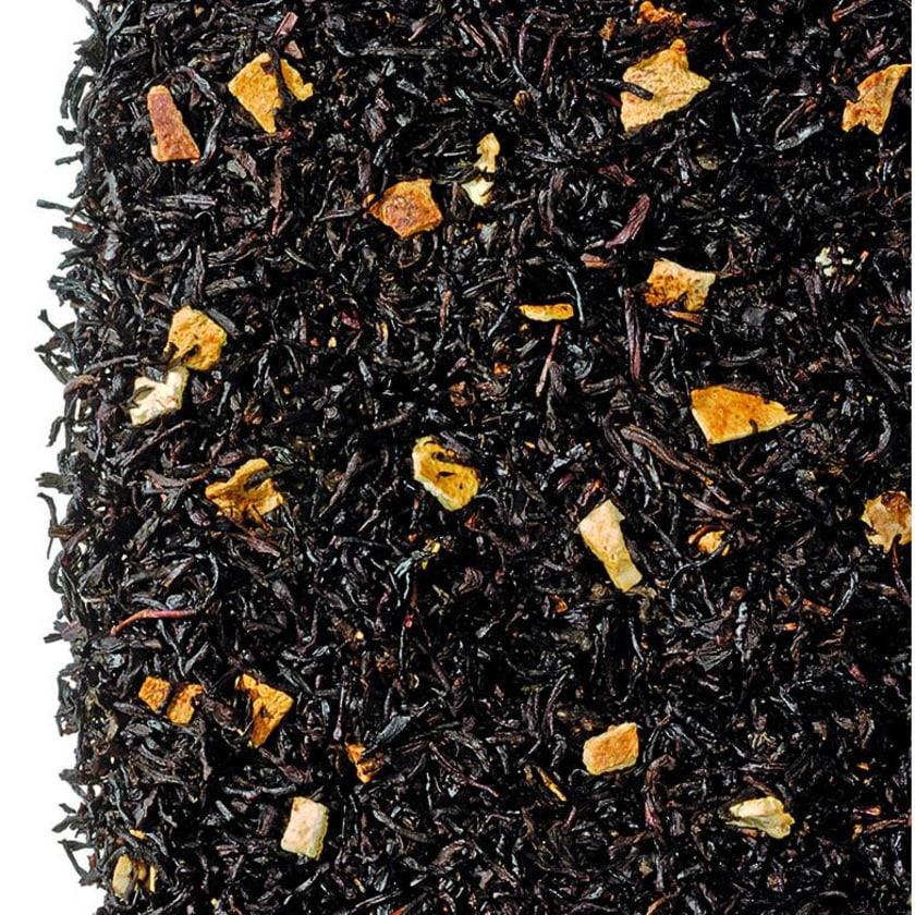 Schwarzer Tee Lemon