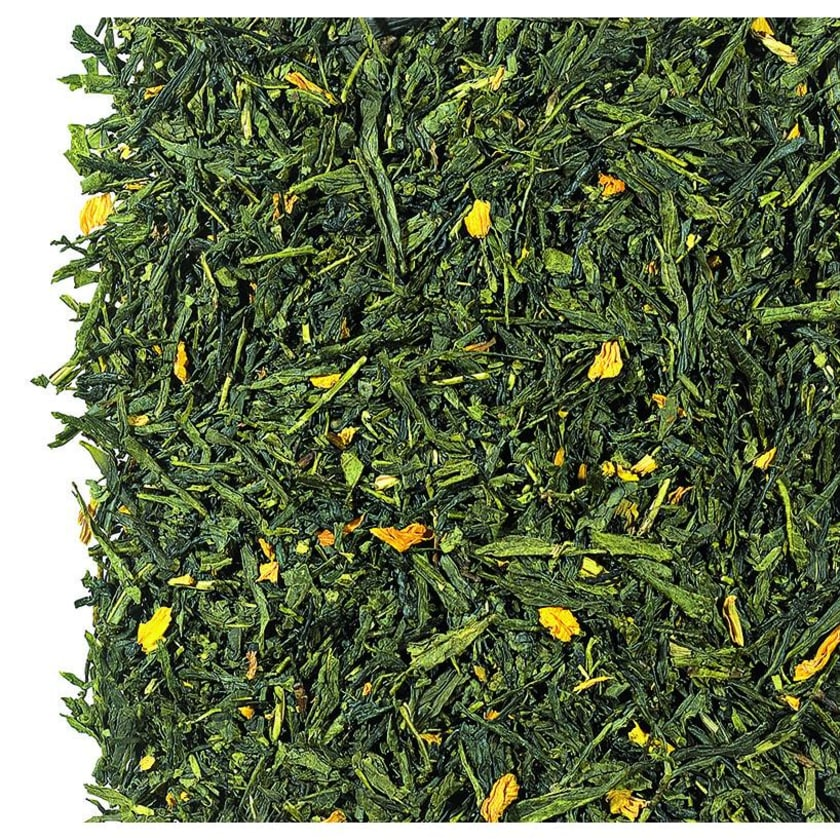 Grüner Tee Sencha Mango