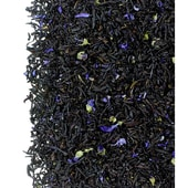 Schwarzer Tee Earl Grey Blue Flower