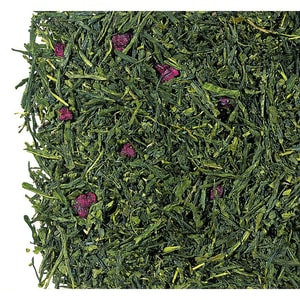 Grüner Tee Sencha Japanische Kirsche