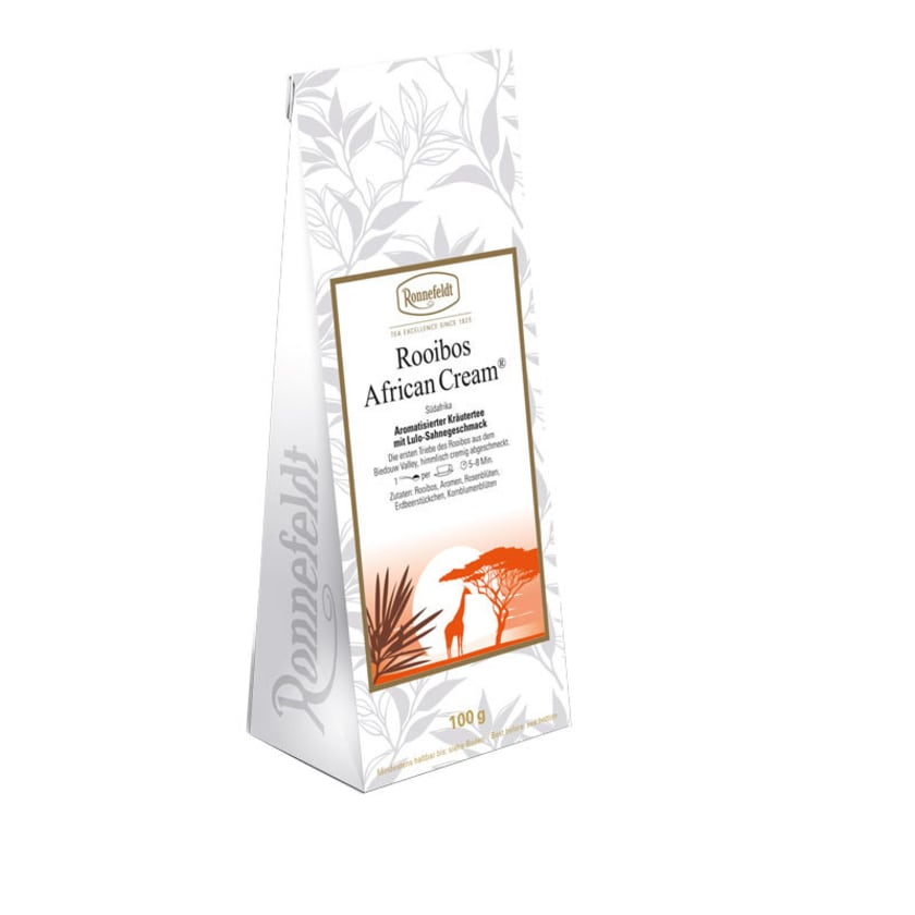 Ronnefeldt Tee Rooibos African Cream Rooibostee 100g